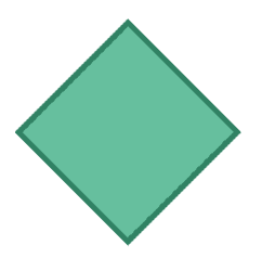 242x238 Diamond Shape Xml Background For Android View