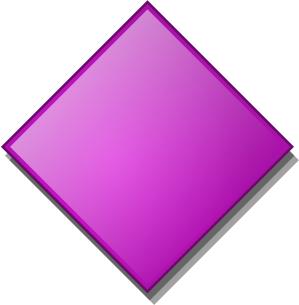 299x305 Diamond Shape