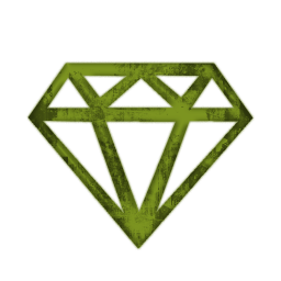 256x256 Cartoon Diamond Clip Art Diamond Graphics Clipart Diamond Icon