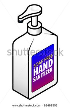 236x361 Flat Design Liquid Soap