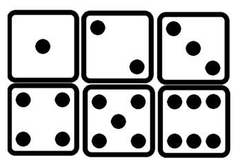 348x242 Dice Images Free Download Clip Art On 5