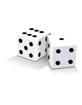 275x350 1 Dice Clipart Free Clipart Images Image