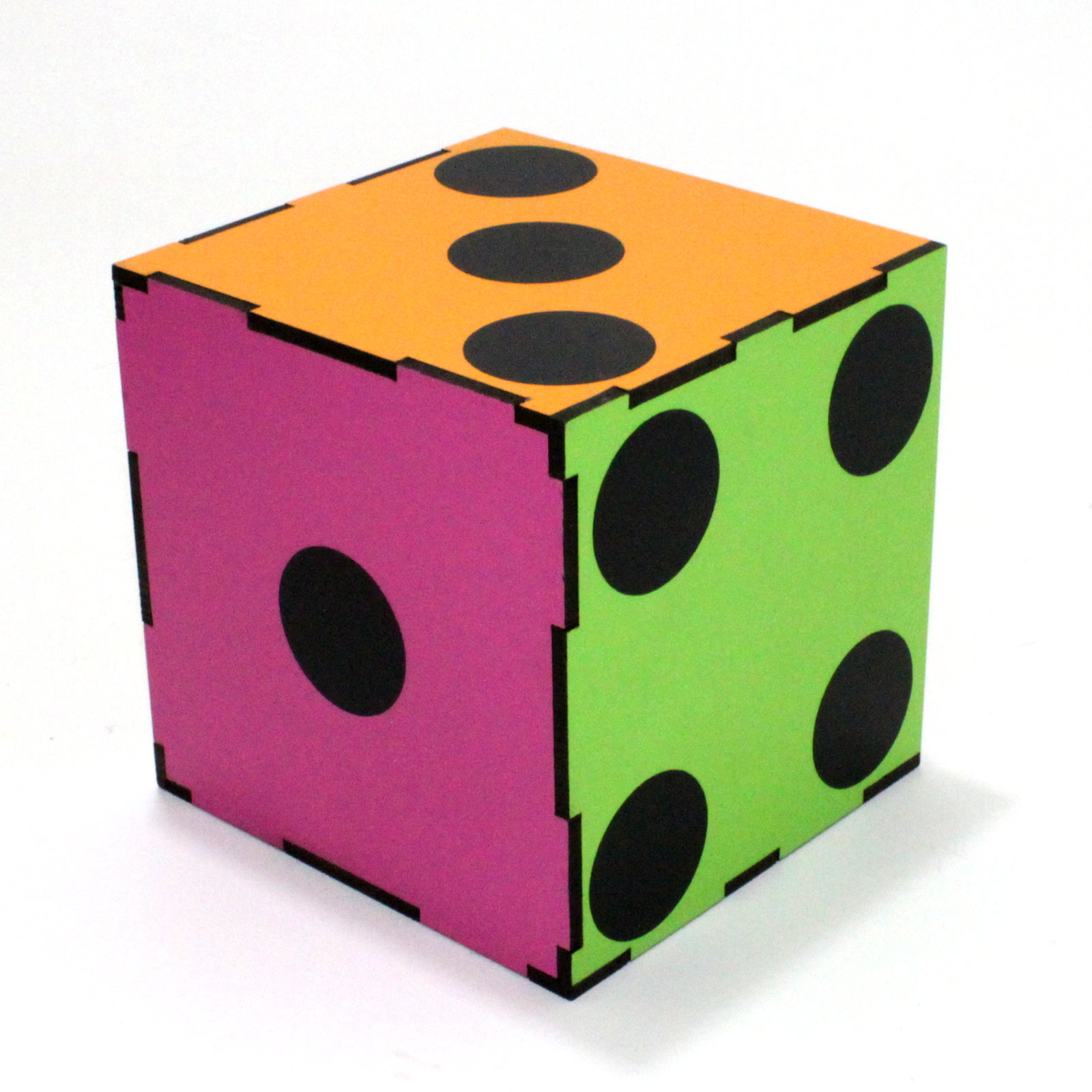 1600x1600 Color Changing Dice (3 Times) By Tora Magic Company Martin'S