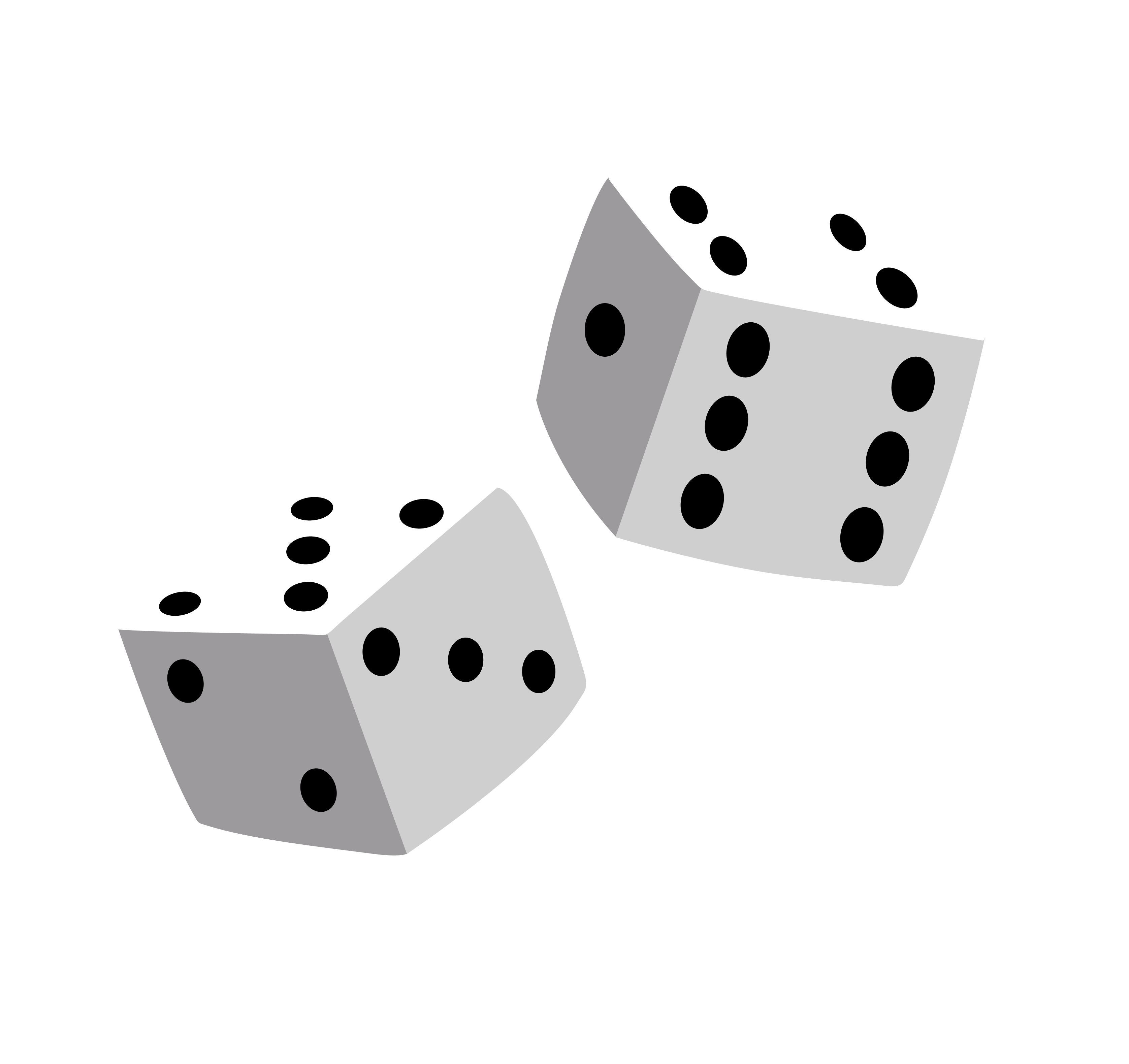 3352x3159 Dice Picture Clipart