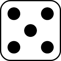 200x200 8 Dots Dice Clipart Clipart Kid
