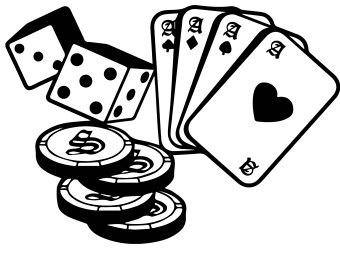 340x270 Casino Clipart Etsy