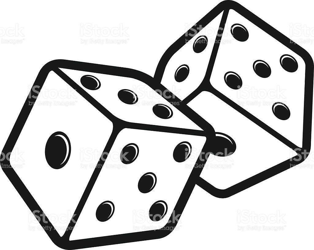 1024x814 Dice Clipart Gamble