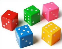 254x204 Free Dice Clipart 2