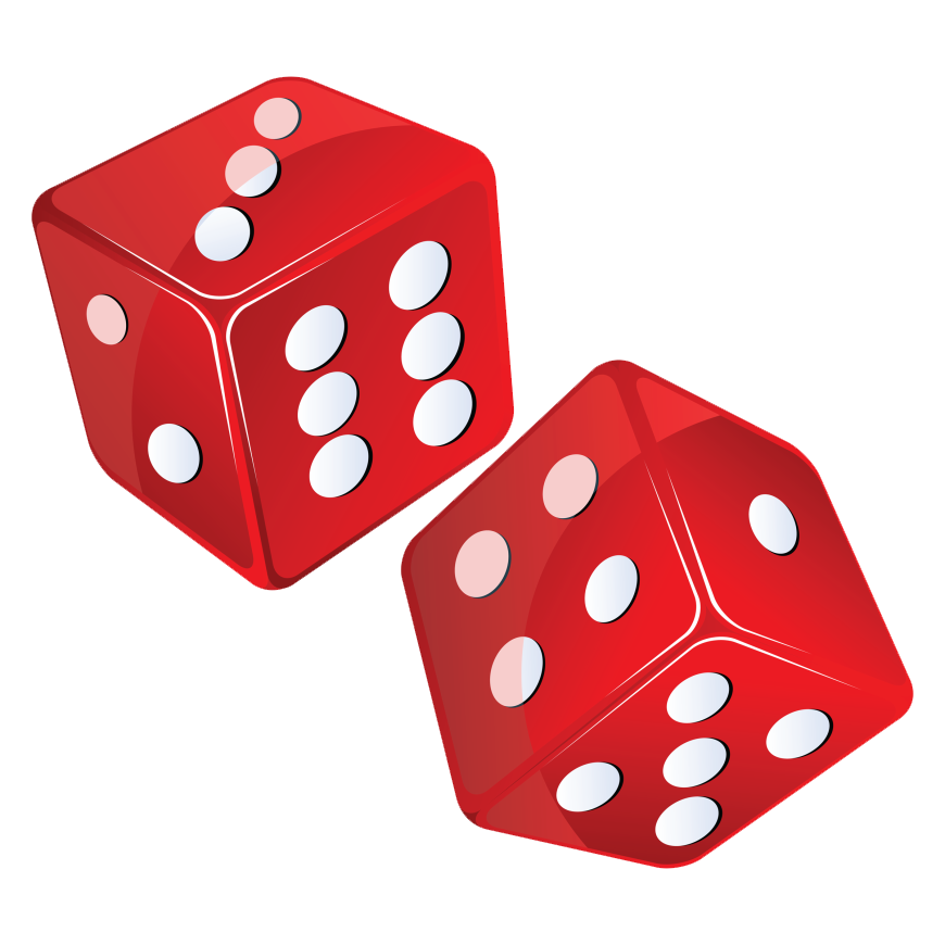 870x870 Dice Png Transparent Images Png All