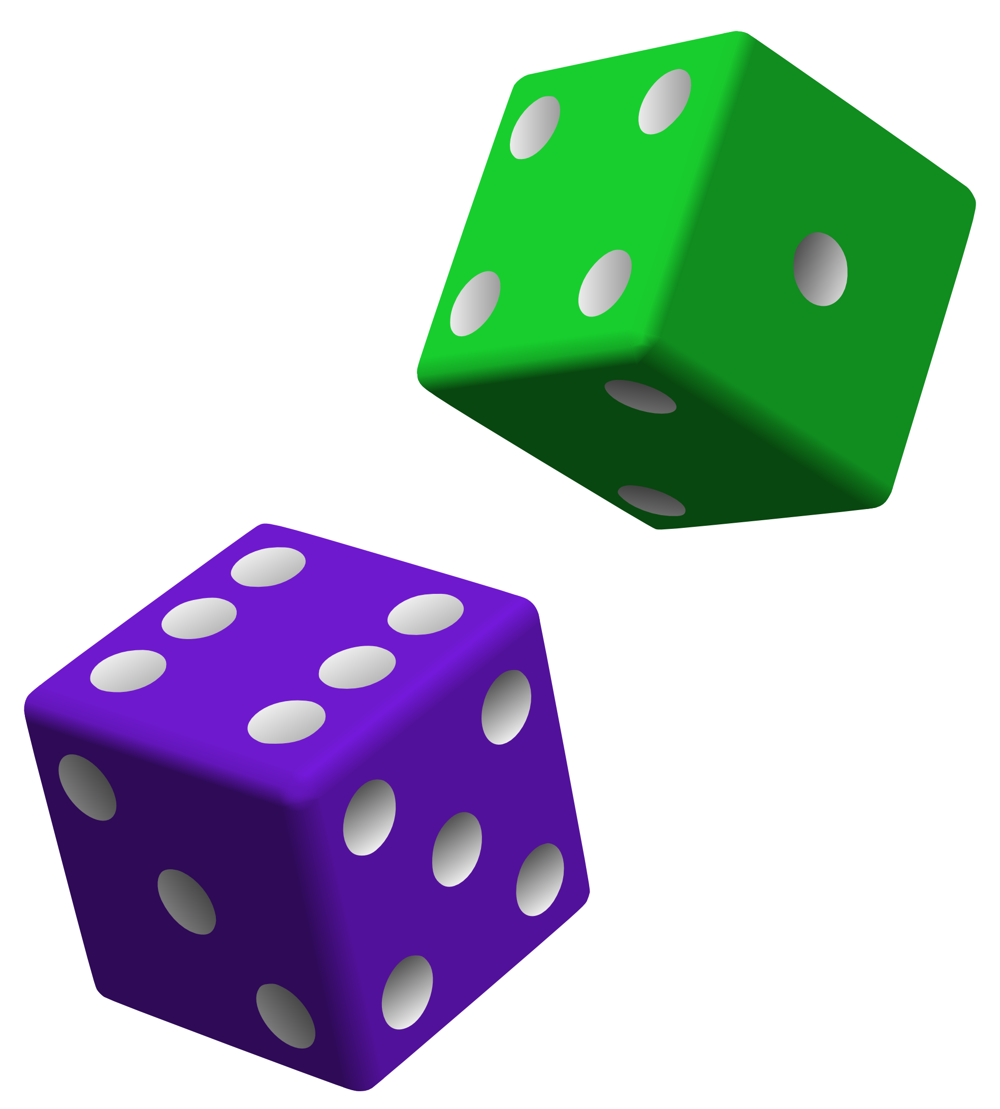1969x2183 Dice. This Clip Art Is Derived Clipart Panda