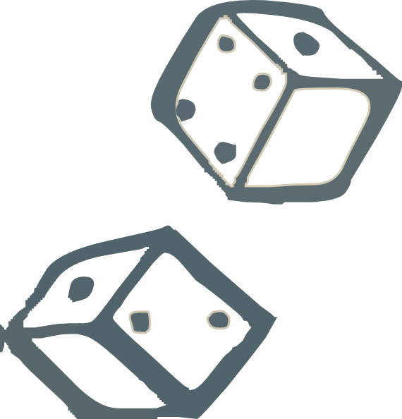 570x594 Dice Png Images, Icon, Cliparts