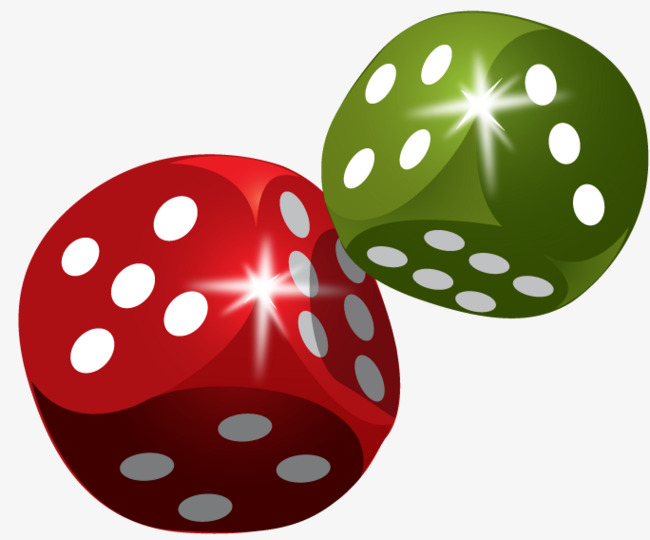 650x540 Vector Two Dice, Vector, Dice, Dice Game Png And Vector For Free