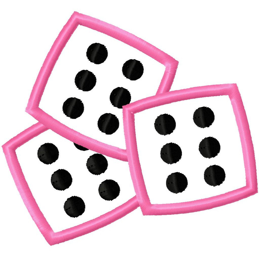 1024x1024 Dice Game Clipart