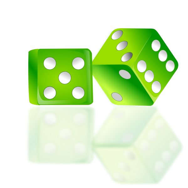 600x600 Dice Png 900px Large Size