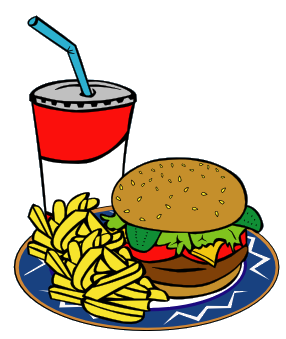 286x339 Dinner Food Clipart