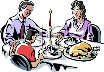 350x243 Family Dinner Table Clip Art Clipart Panda