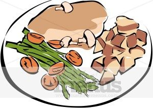 300x212 Gorgeous Inspiration Dinner Clip Art Healthy Clipart