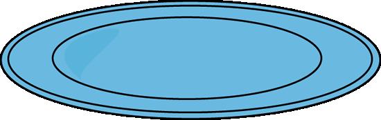 550x174 Blue Dinner Plate Clip Art Clipart Panda