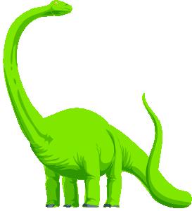 273x300 Dino Clip Art