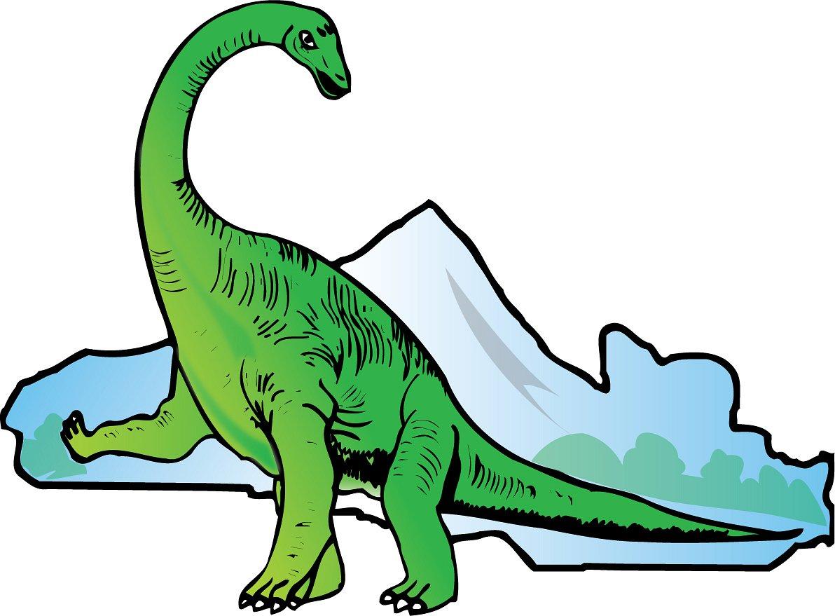 1192x879 Free Dinosaur Clipart Image
