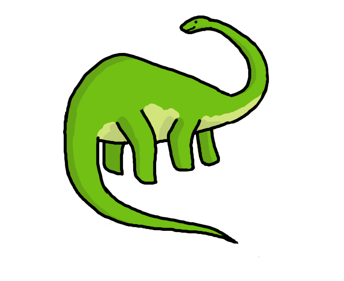 1100x900 Dinosaur Clip Art Clipart Panda