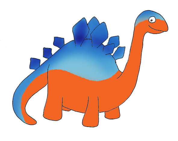 591x470 Birthday Clipart Dino