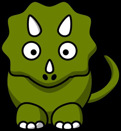 400x432 Dinosaur Clipart 1884919