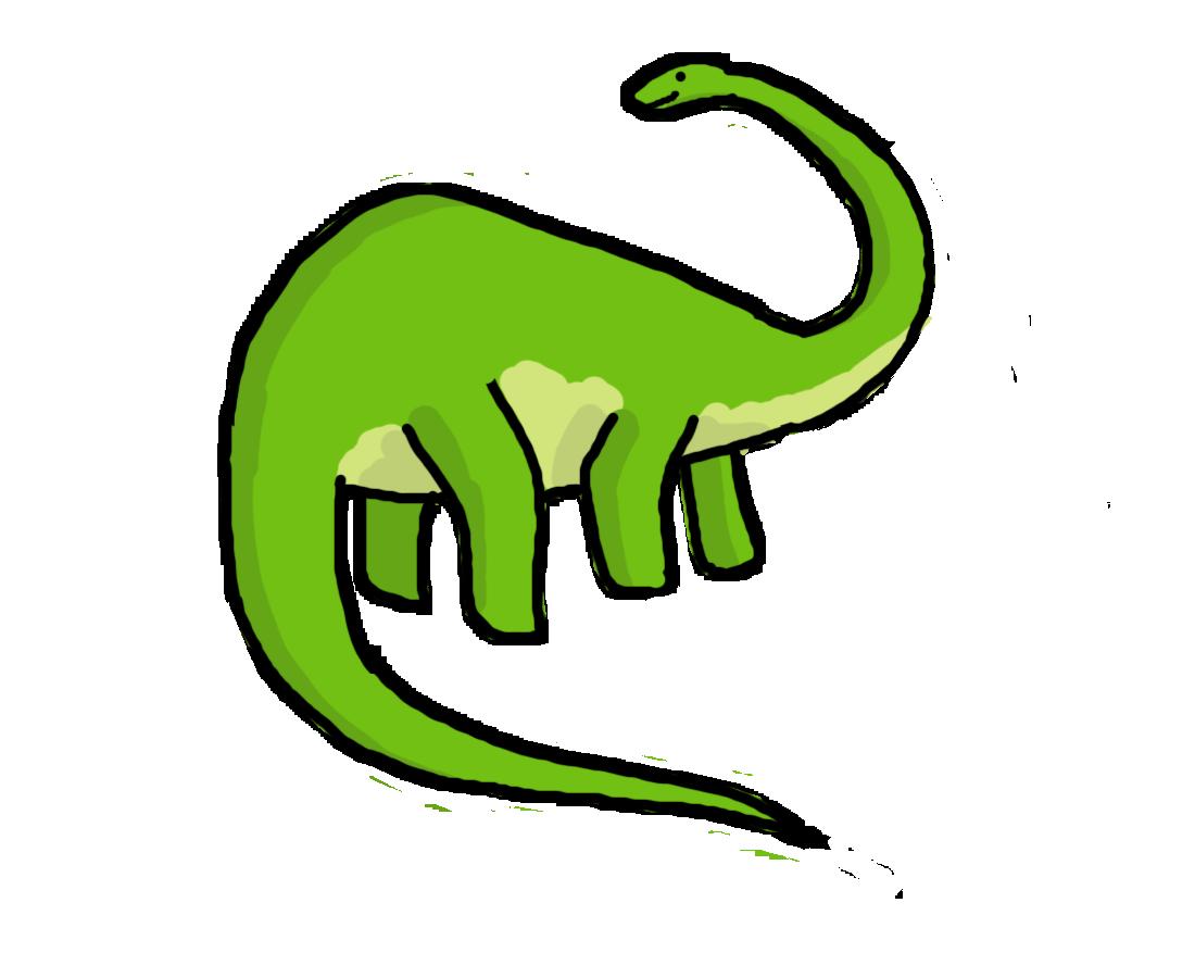 1100x900 Dinosaur Clipart