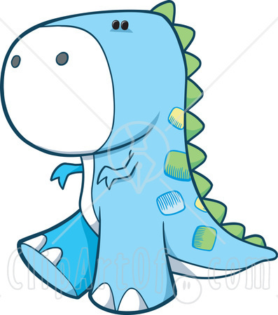 397x450 Clip Art Happy Birthday Dinosaurs T rex Clipart