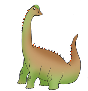 285x296 Dinosaur Clipart And Dinosaur Jokes 2