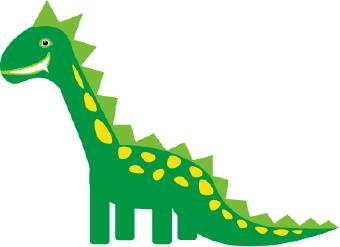 340x247 Dinosaur Clip Art