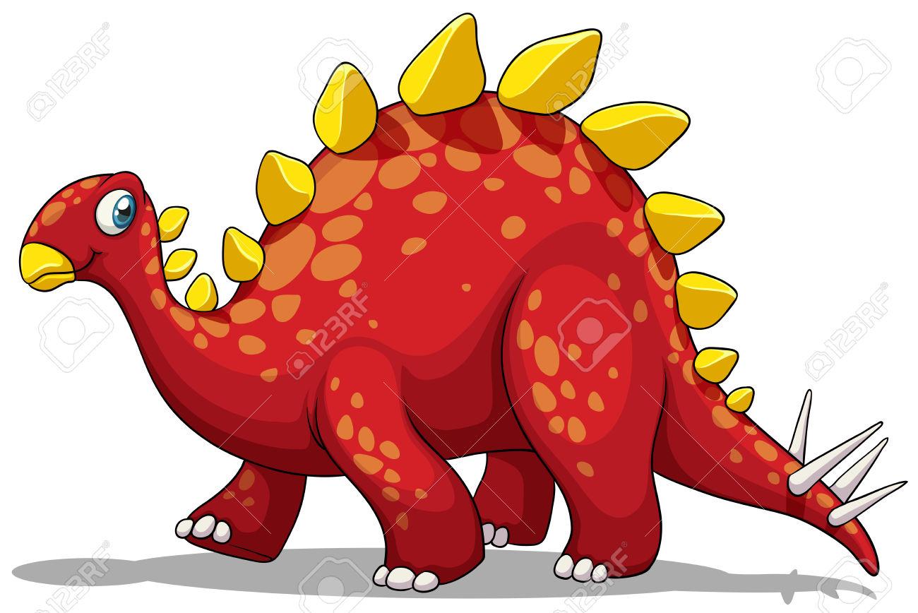 1300x868 Dinosaur Clipart Red Dinosaur