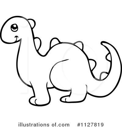 400x420 Dinosaur Clip Art