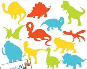 340x270 Dinosaur Clip Art Jurassic Dinosaur Clip Art. Color