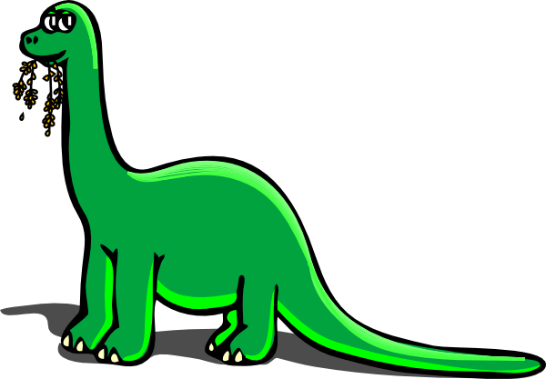 600x417 Dinosaur Clip Art Black And White Free Clipart 2