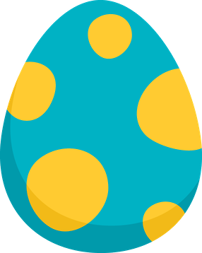 286x358 Dinosaur Clipart Dino Egg