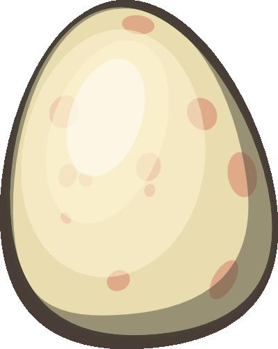 400x502 Image Of Dinosaur Egg Clipart