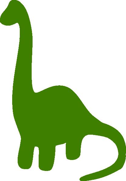 414x594 Dinosaur Clipart