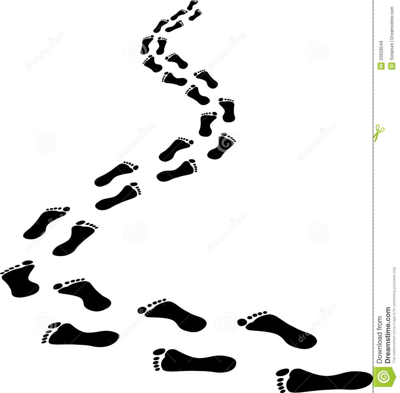 1322x1300 Free Footprints Clipart