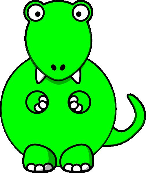 504x595 Baby Dinosaur Clipart Outline