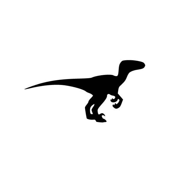 660x660 Dinosaur Outline Image