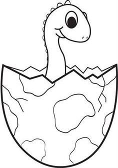 236x336 Dinosaur Outlines