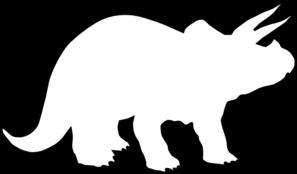 297x174 Triceratops Clip Art