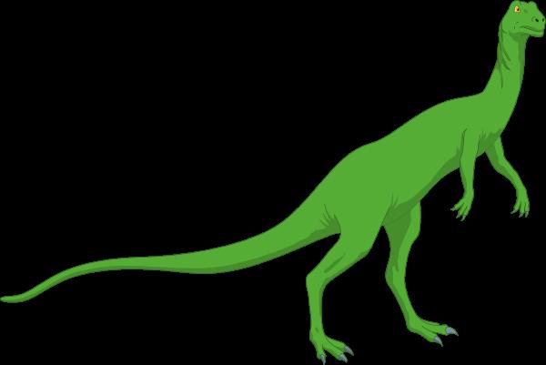 600x401 Dinosaur Tail Cliparts