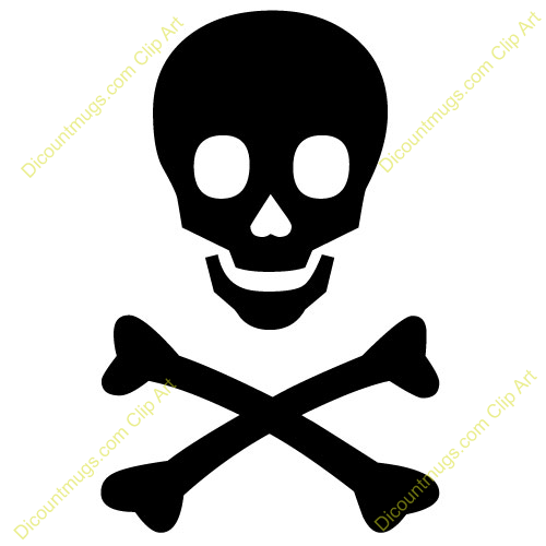 500x500 Bones Skeleton Clipart, Free Bones Skeleton Clipart