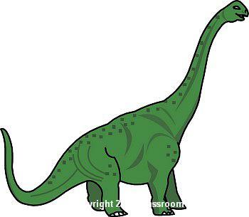 350x305 Clipart Of Dinosaur