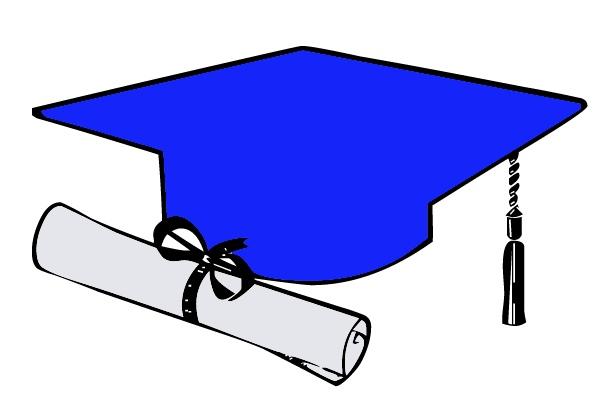 599x407 Diploma Clipart