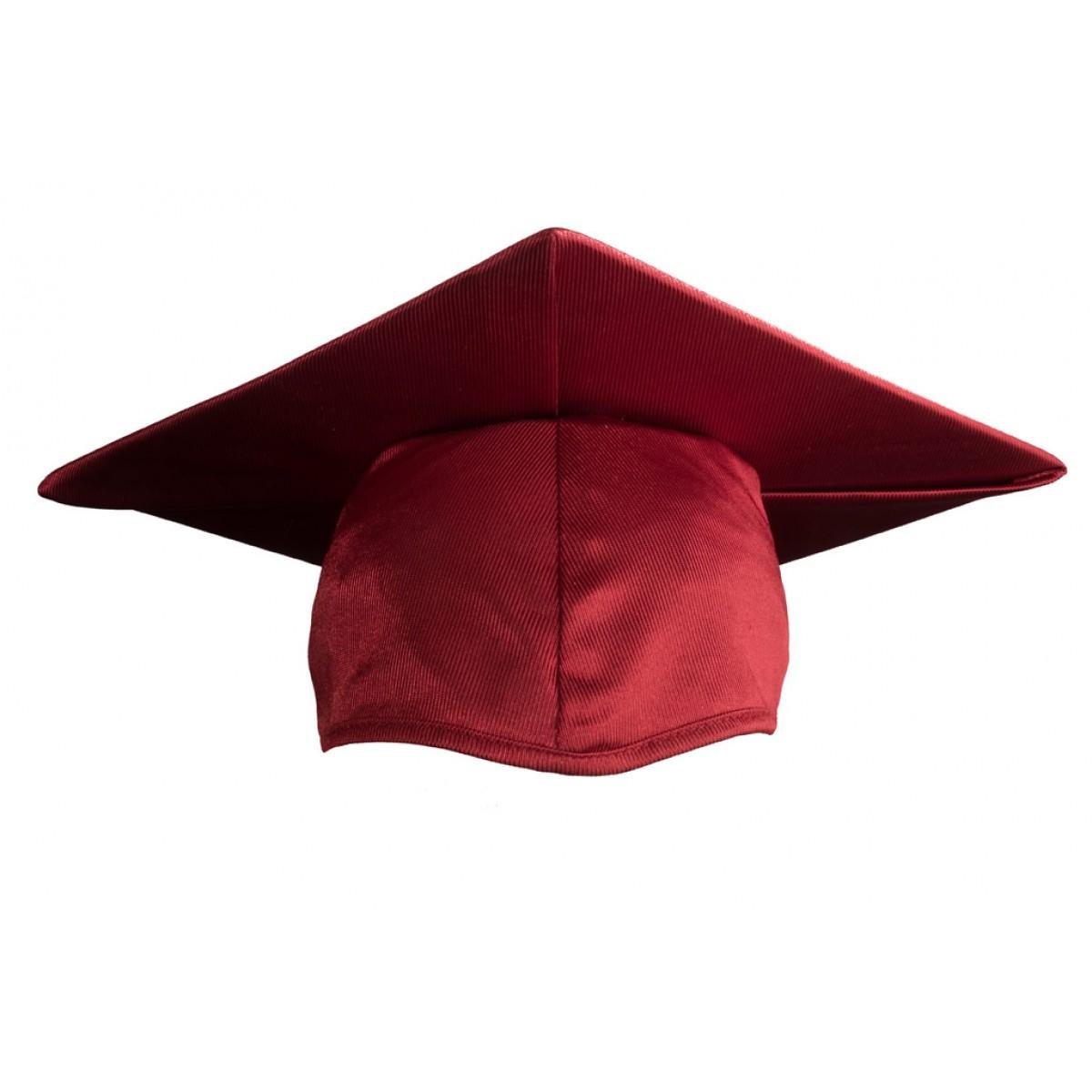 1200x1200 Maroon Graduation Cap Clipart
