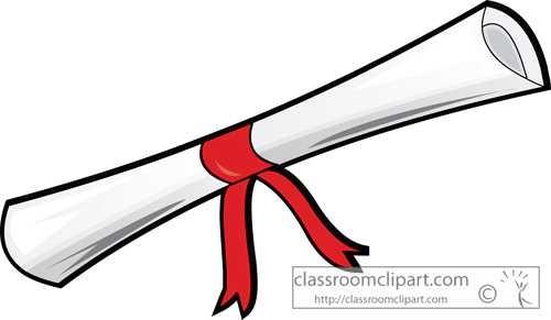 500x291 Top 10 Diploma Clip Art