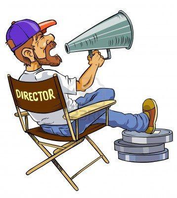 Director Clipart
